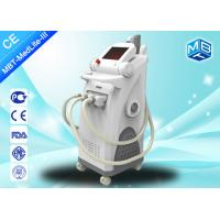 Best 3 Handpieces IPL RF E - light SHR OPT Q Switched Nd Yag Laser Tattoo Removal Machine