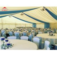 Wholesale Wedding 40x60 Party Tents For Sale White PVC 10 Years Life Span
