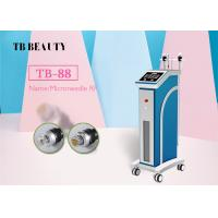 3MHZ Anti Wrinkle Fractional Microneedle RF Stretch Mark Removal Acne Treatment Machine