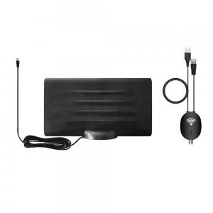 China F-Male 230MHz 25dBi 200 Miles Amplified TV Antenna on sale