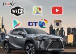 China Lexus 2019 UX / ES Android Car Navigation Box Multimedia Video Interface wholesale