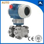 High quality china smart differential pressure transmitter for drinking water treatment equipment