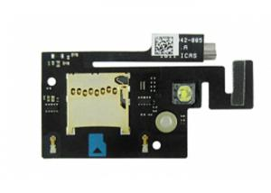 China High Quality and Excellent OEM Blackberry Bold Touch 9900 Memory Card Tray With Flex Cable on sale