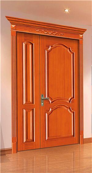 Indoor Solid Wood Door, Single Door, Double Door, Oak Door, Gate Door, MDF  Door, Images