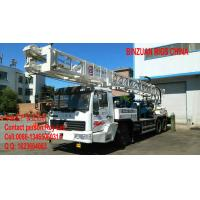 200-300m truck mounted water well drilling rig