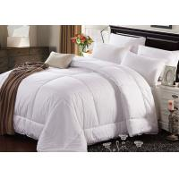 Hotel Bedding Duvet 100% Cotton King Size White Color With 500GSM
