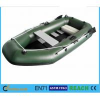 Challenger 3 Inflatable Float Boat Durable Plastic Raft Boat With Pump And Oars