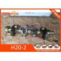 China Car Engine Crankshaft For Nissan Td27 Td42 Pe6(T) Pd6 Fe6 Fe6t H20-2 K21  K25/K24 Re8 Rf8 Rf10 on sale