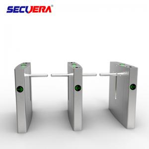 China RFID Control Wide Channel Bicycles Used Turnstiles Automatic swing turnstile barrier gate For Sales on sale