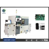 Grey Unicomp X Ray Detection Equipment  , BGA Void Inspection Machine 220AC / 50Hz