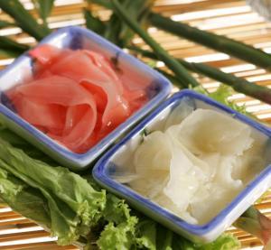 China Pickled Sushi Ginger Slice(Flake) on sale