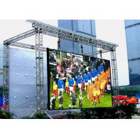 RGB P8 LED Panels For Video , Video Wall LED Display Refresh Rate