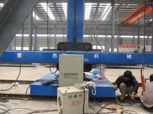 China WM3030 Vessel Column And Boom Welding Manipulator Machine Of High Precision on sale