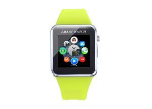 China Bluetooth Camara Smart Watch With Pedometer ,Andriod Green Wrist Watch on sale