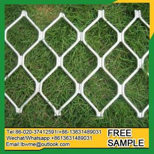 Schenectady 7mm security grille Troy aluminium amplimesh for