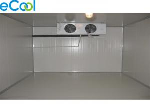 quality mini restaurant commercial cold storage pu panel walk in refrigerator for sale - Walk In Refrigerator