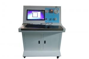 China Flammable Refrigerants Gas Pressure Test Bench For Compression - type Appliances on sale