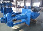 www.tobeepump.com Tobee® 40mm vertical sump slurry pump