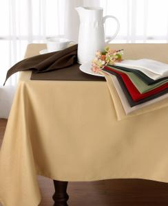 China 100% polyester heat transfer printing table cloth on sale