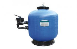 China Side Mount Swimming Pool Sand Filter Equipment For Water Treatment System on sale