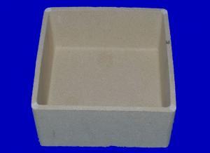 China Anti-corrode High Temperature 1650℃ Resistant 95%, 99%, 99.7% Alumina Ceramic Crucible on sale