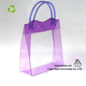 China High Quality Best Price Plastic Cosmetic Bag on sale
