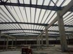 Two Storey Structural Prefab Steel Warehouse Buildings Multifunctional Modular Design