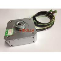 China Hospital Lift Use Low Noise Elevator Door Motor , Elevator Lift Motor Power 94w on sale