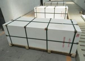 China Alumina - Zirconia - Silica Kiln Refractory Bricks , Fused Cast Refractory Fire Bricks on sale