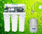 norma do gpd de 5 fase 50 ou 100 sistema da osmose reversa do filtro de água branca de 10 polegadas