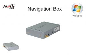 China Analog  XAV-622, GPS Navigation Box For  Box Upgrade to Wince 6.0 Navigation system on sale
