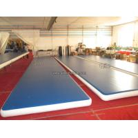 Good Airtightness Inflatable Air Tumble Track / Inflatable Gym Mats