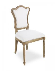 China shabby clic banquet wedding stage dinning chair for events design and party rentals wood chair on sale