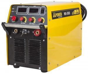 China Industrial Portable Inverter Welder Aipower WI-500 500A Inverter Arc Welding Machine on sale