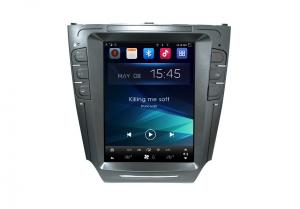 China Tesla Style Touch Screen Car Multimedia Toyota Navigation System For Toyota Lexus IS on sale