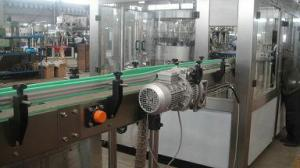 China Drinking Water , Beer Bottle Filling Equipment / Filler Machine , 2000 - 4000bph 3.5Kw on sale