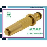 China Garden Water Spray Nozzles / Power Spray Nozzle For Garden Hose on sale