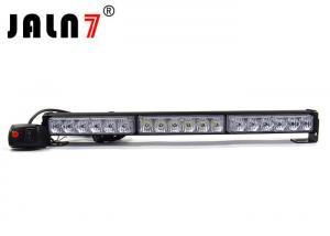 China 54W 18LED Vehicle Strobe Light Bar , Emergency Flashing Led Lights on sale