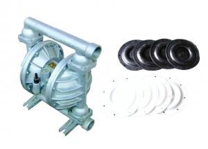 China OEM Pneumatic Diaphragm Pump , Air Driven Diaphragm Pump For Strong Acid Liquid on sale