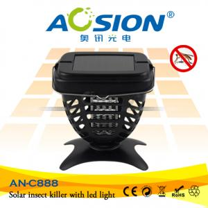 China Solar Powered Mosquito Killer With UV Lamp on sale