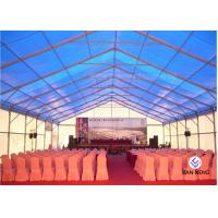 Water Resistence Cover Marquee Outdoor Event Tent Rental For Community / Commercial Activity
