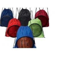 Sports soccer basketball Drawstring bag School Backpack Bags