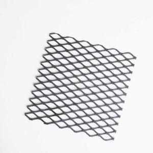 China 1/4 20 Metal Sunscreens Expanded Wire Mesh Attractive Appearance With Less Heavier on sale