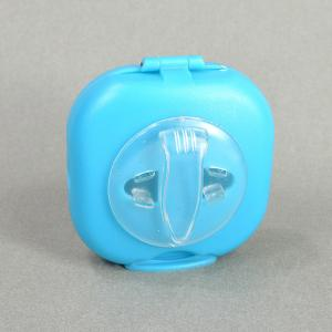 China Easy Use Households Products Square CC585 ABS Colorful USB Line Cable Winder on sale