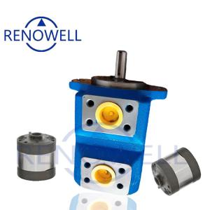 China Vickers High Speed Hydraulic Motor Blue Color Simple Installation on sale