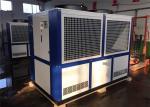 Enrolle el tipo construido en bomba de agua 30 toneladas de refrigerador de agua refrescado aire