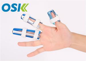 China JYK-G009 Broken Finger Splint , Deep Blue Pointer Finger Splint CE Approved on sale