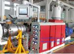 High speed HDPE PIPE EXTRUDER/high productivity extruder/automatic HDPE PIPE production line
