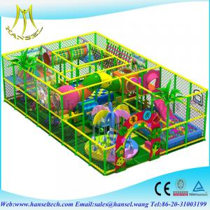 China Hansel best selling kids play items indoor playing area,soft play areas for babies on sale