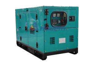 China Kubota Engine Super Silent 10kVA Industrial Generator Set on sale